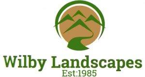 Wilby Landscapes logo